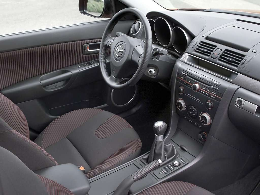Mazda 3 Forum >> Mazda 3 Interior 3 Jpg Mazda Garaj Forum